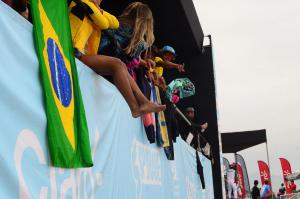 Escenario Atletas - Brasil y Ecuador  Latinwave
