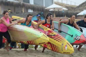 Final damas Race  Latinwave