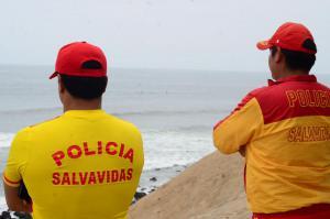 Policia Salvavidas  Latinwave