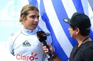 Team Uruguay Julian Shweizzer  Latinwave